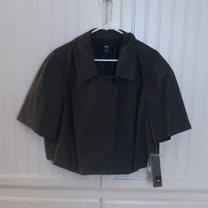 MOSSIMO Dark Grey Blazer Plus size 20W/22W